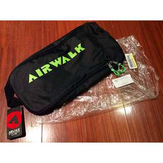 Airwalk跳色手提袋✨