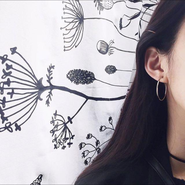 全新(大款)夾式耳環