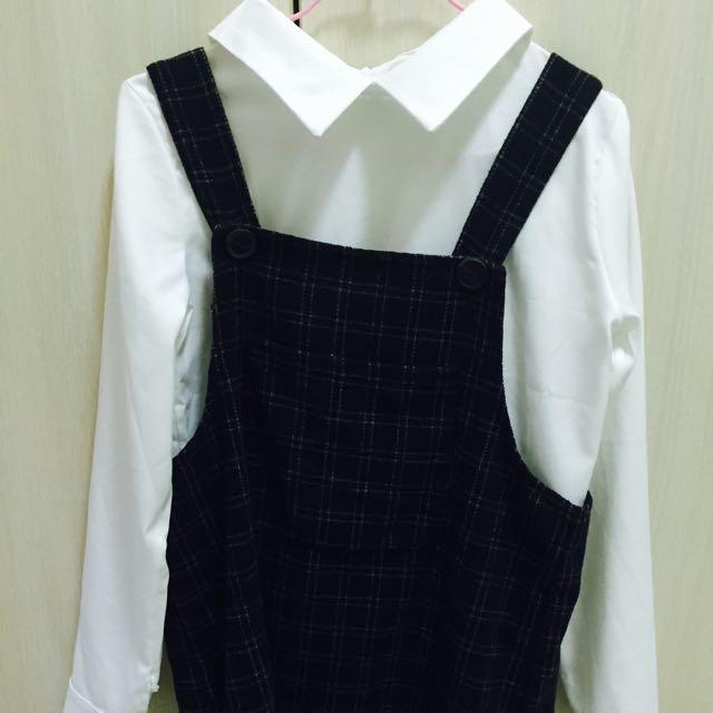 韓版吊帶裙
