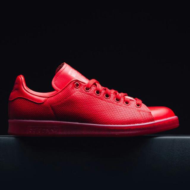 Adidas Stan Smith Scarlet Red