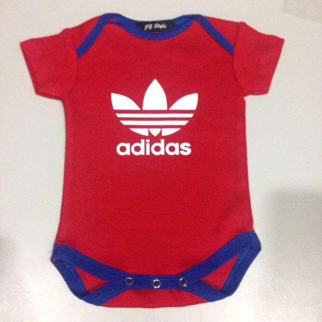 baby romper adidas 048783e03