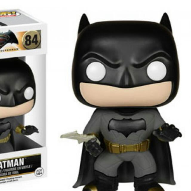 Batman V Superman FUNKO POP
