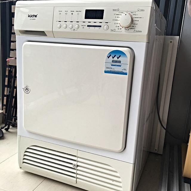 Condenser Dryer Kuche Home Appliances On Carousell