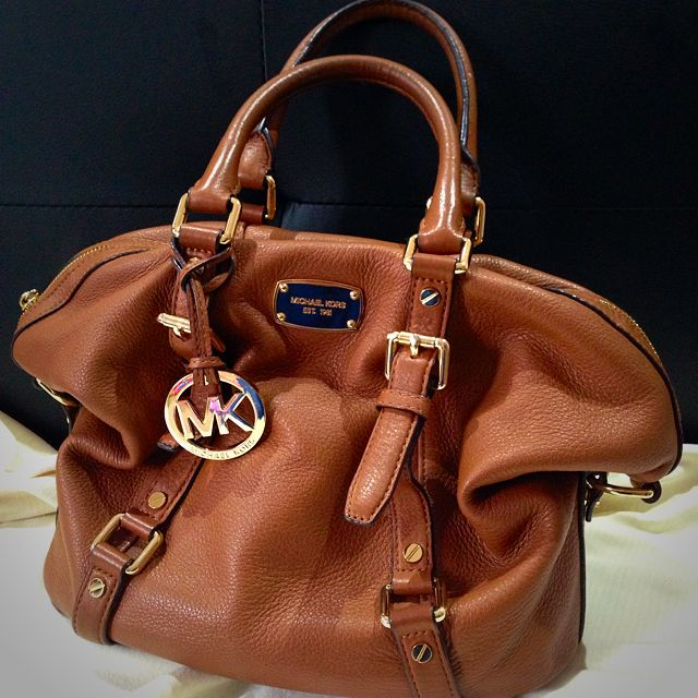 Genuine Michael Kors Bedford Handbag