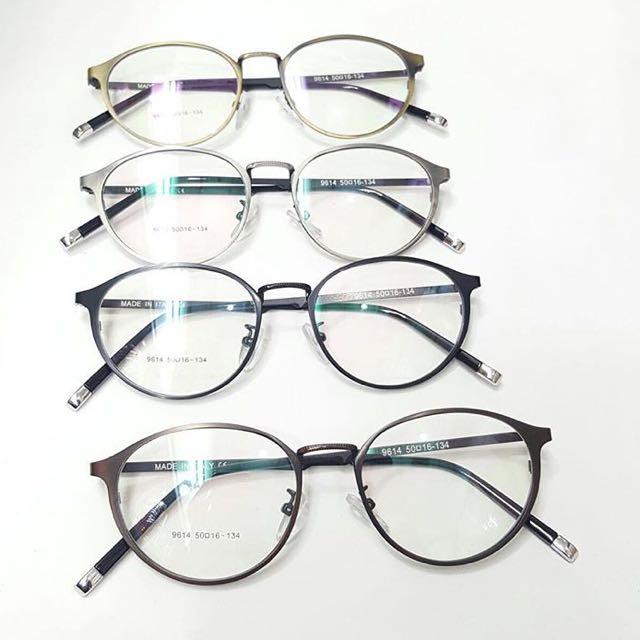 Kacamata Frame 9614 Eyeglasses Unisex