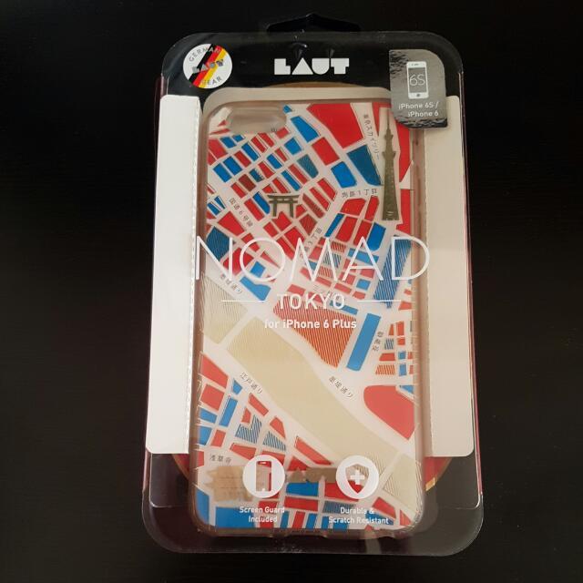 size 40 16d87 a8a4b Laut Nomad Tokyo Iphone 6 Plus/6s Plus Case