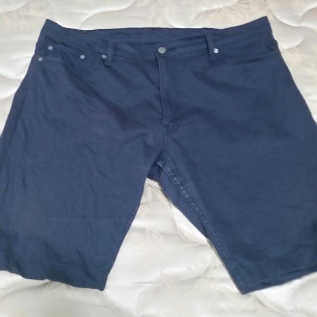 LEVIS 514褲款 藍色工作褲 W40腰 38-40可穿