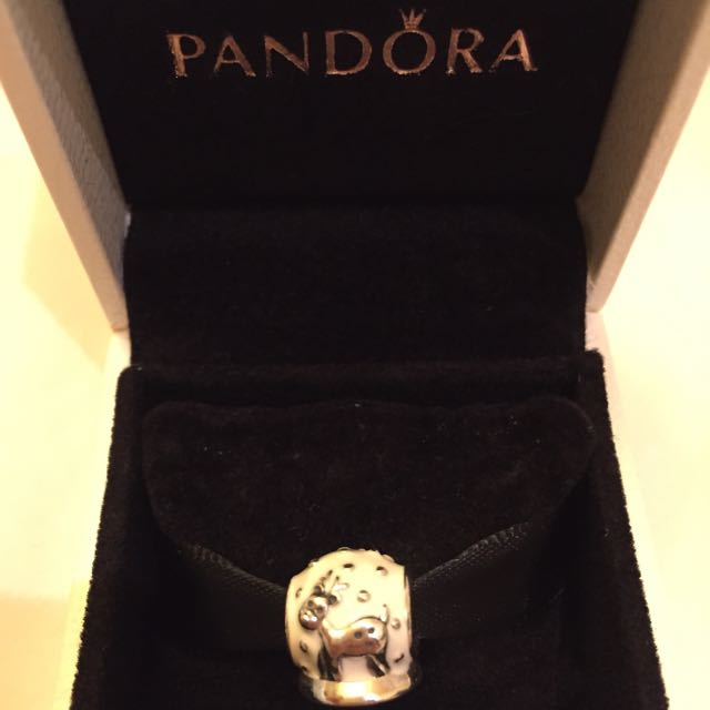 Limited Edition Pandora Christmas Globe Charm