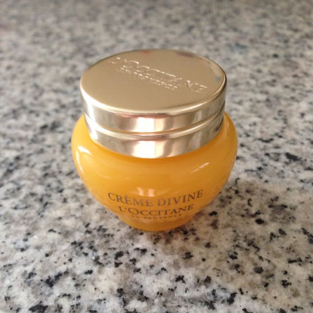 L'occitane Cream Divine
