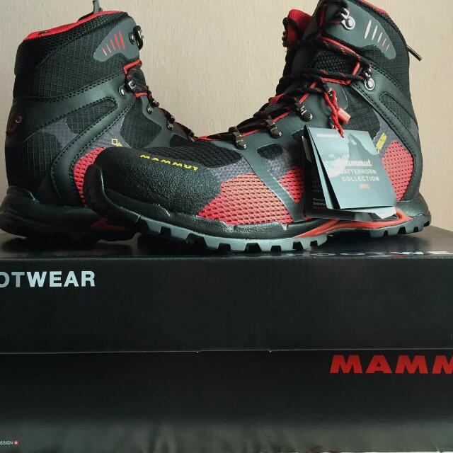 good quality sells in stock Mammut Comfort High GTX Surround Hiking Boot- Mens., Sports on ...
