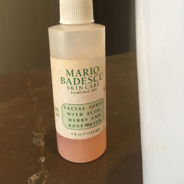 Mario Badescu Skin Care Facial Spray