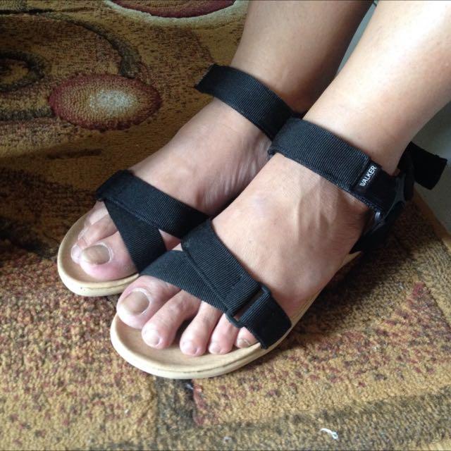Sandal Sporty Walker (our brand) Black