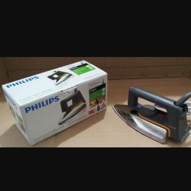 Setrika Philips HD-1172 (Baru)
