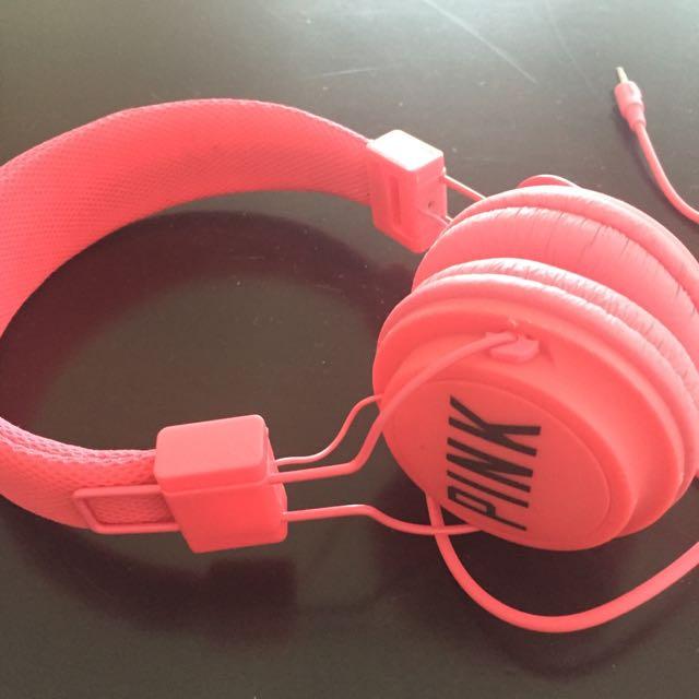 Victoria Secret/Pink耳機