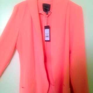 Pink Blazer From Dynamite