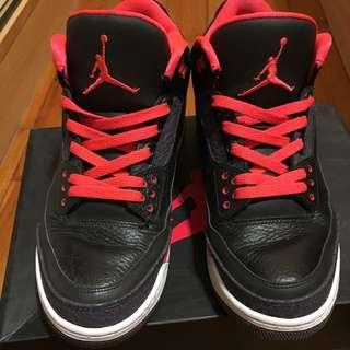 Air Jordan3 Retro US9