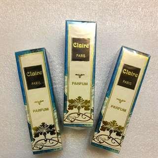 法國香水 PARFUM CLAIRE PARIS 30ml/85%vol.