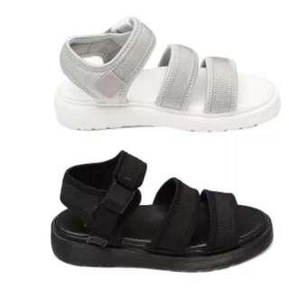 608羅馬寬帶涼鞋