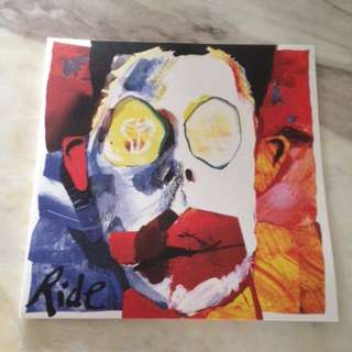 "Ride ""Going Blank Again""  - Vinyl Record 12"" LP"