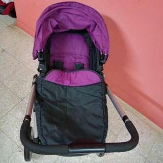 Hauck Manhattan stroller