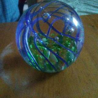 Vintage Murano Glass Paperweight