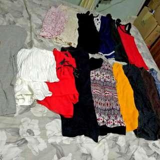 T-shirts, Tanktop, Collar T-shirt!!