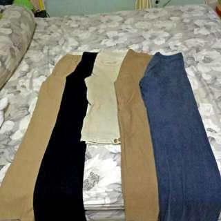 Pants And Gym Pants Too!