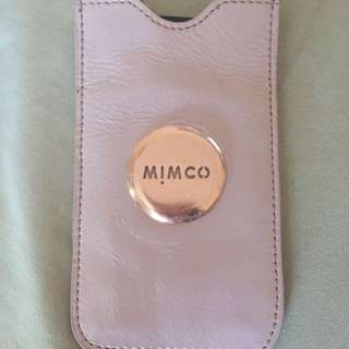 Mimco Blossom Pink iPhone 5/5S Pouch