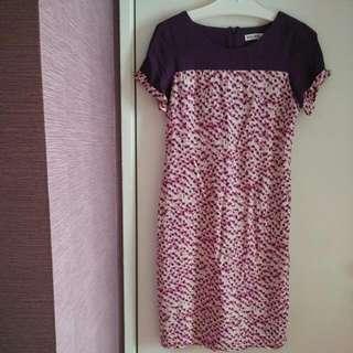 Mint Dress Purple