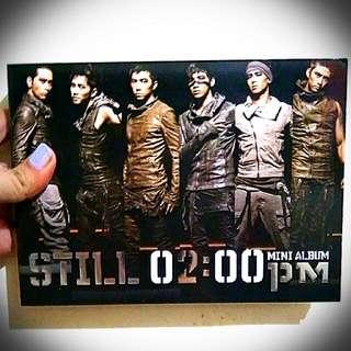 Still 02:00 PM (Mini Album) - 2PM