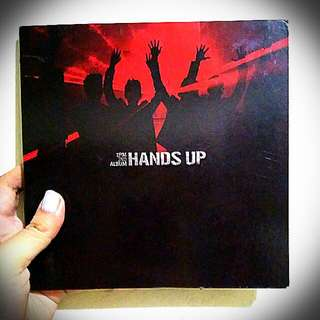 Hands Up (The 2nd Album) - 2PM