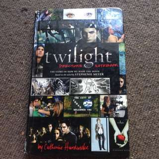 Twilight (directors Notebook)