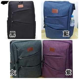 韓版商務後背包