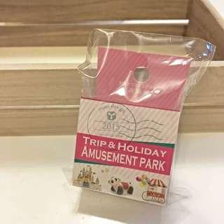 和紙膠帶-Trip & Holiday Amusement Park