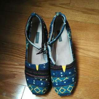 Wakai Shoes Wedges Original