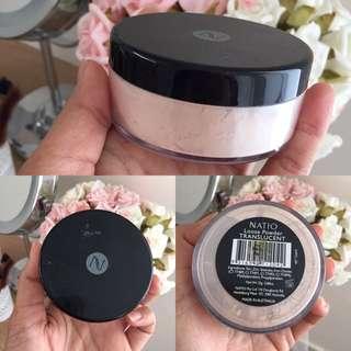 Natio Translucent Powder