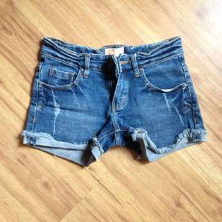 Rodeo Ripped Shorts