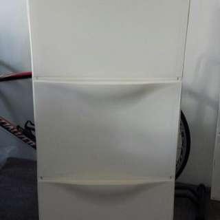 Functionnal shoe rack (modular)