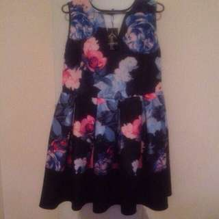 Limited Collection Flower Dress