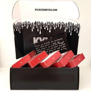REDUCED 100% Authentic!! 22 Kylie Jenner Lip Kit