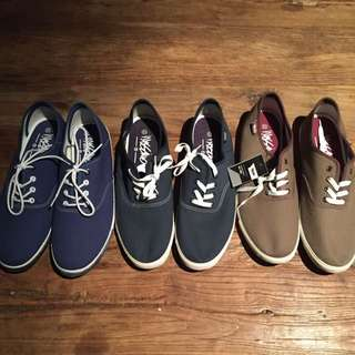 3 Pairs Mossimo Men's Sneakers