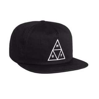 HUF DWR 三角 TRIPLE TRIANGLE SNAPBACK 棒球帽