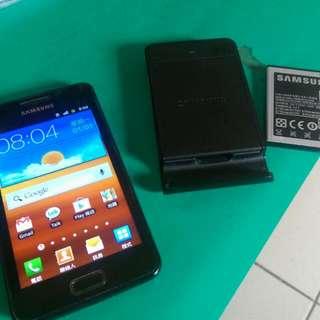 Samsung Galaxy R 手機