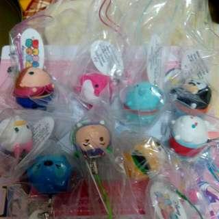Tsum Tsum 吊飾 超可愛 日本帶回