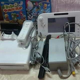 Wii U瑪莉歐塞車8同捆組 (日規)可小議