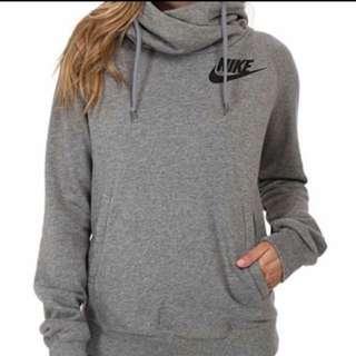 Nike High Neck Hoodie