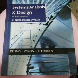 Systems Analysis & Design With UML 2.0 4th Edition