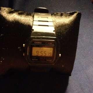 Vintage Casio Baby G-Shock