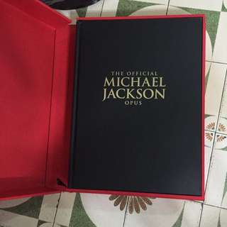 Michael Jackson 絕版 Opus