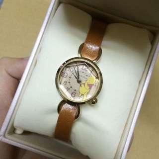 日本 東京 迪士尼 商店 小熊維尼 手錶 時鐘